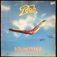 Pooh - Boomerang - CGD - CGD 20077 - Vinile V031011