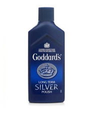 Goddards Long Term Silver Polish 125ml Jewellery Cleaner