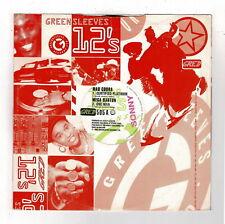 "MAD COBRA-certified platinum   greensleeves 12""    (hear)  reggae digi"