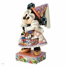 Jim Shore Disney Minnie Mouse Happily Ever After Royal Gown Brave Little Tailor