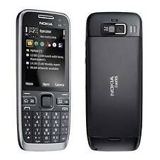 Brand New Original Nokia E Series E52 3G Wifi ---- BLACK