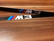 Sticker M3 door sill sticker  S14 B23 B25 M power Evo Cecotto Evo for BMW E30