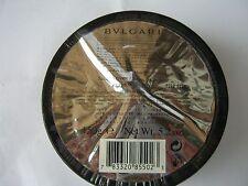 BVLGARI BLACK OUTLET SAVON-SOAP-SEIFE  PARFUME 150 gr RARE VINTAGE
