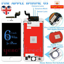 For iPhone 6S Screen Replacement Digitizer LCD Touch Display Assembly White