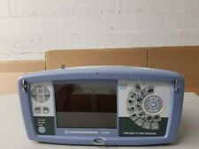 Rohde Amp Schwarz Efl340 Portable Tv Test Receiver 5 Mhz To 2500 Mhz