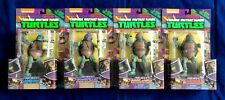 "Teenage Mutant Ninja Turtles 1990 Movie 6"" Classic Collection Set of 4 Figures"