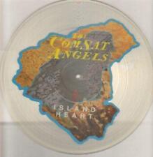 "The Comsat Angels(7"" Vinyl Picture Disc)Island Heart-JIVE-JIVE S 51-UK-Ex/New"