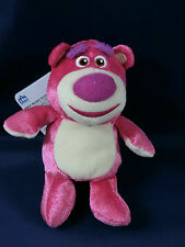 LOTS-O'-HUGGIN' BEAR TOMY Toy Story 20th Anniversary Beans soft doll DISNEY