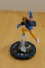HERO CLIX -DC COLLATERAL DAMAGE  - TRICKSTER- FIGURE  #14 -NO CARD   EXPERIENCED