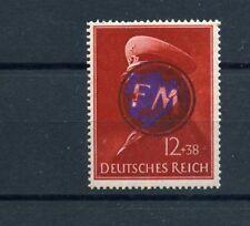 FREDERSDORF Hitlers Geburtstag postfrisch geprüft STURM Mi# F 772