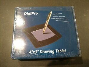 """Digipro 4""""x3"""" Drawing Tablet Brand NEW!!"""