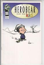 Herobear and the Kid #1 Astonish Comics FIRST PRINT HTF FINE PLUS