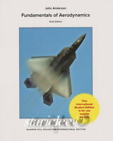 NEW 3 Days to US Fundamentals of Aerodynamics 6E Anderson 6th Paperback Edition