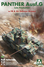 Takom 1/35 Panther Ausf. G Late Production with IR & Air Defense Armour # 02121