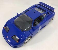 Bburago - 18-22025 - Bugatti EB 110 Scale 1:24 - Blue