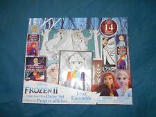 Disney's Frozen Color Your Own Poster Set