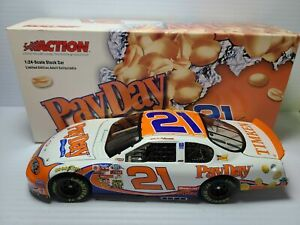 KEVIN HARVICK 2003 PAYDAY #21 1/24 ACTION DIECAST CAR 1/12,888