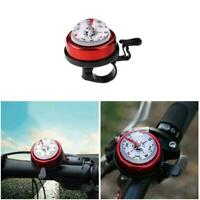 1 pcs Bicycle Bell Road Bike Alarm Bell Alloy Mountain Compass Road Sports M3X1