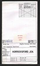 More details for horrocksford junction (railway diagram)