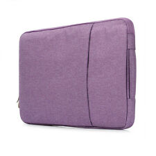"""Denim Fabric Laptop Sleeve Case Carry Bag Cover For 14"""" Lenovo Dell HP NOTEBOOK"""