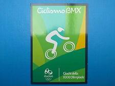 Panini Italia Team Rio 2016 Card n.12/45 Ciclismo BMX