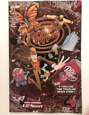 Adventures Of Dr Pepper #1 Skybound 2019 SDCC Exclusive High Grade!