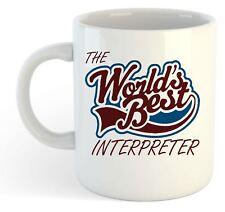 The Worlds Best Interpreter Mug