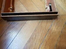 Original Grundig Dual 1229 / 1219 Body Deck Plinth Platine Turntable no Thorens