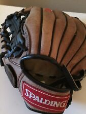 Spalding Leather Deep Pocket Youth Baseball Glove For Right Hand