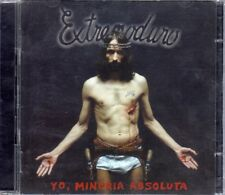 EXTREMODURO YO, MINORÍA ABSOLUTA CD ALBUM DESCATALOGADO CD+DVD RARO