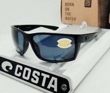 Costa Del Mar Men/'s Reefton RFT01 OBMGLP Blackout 580G Polarized Sunglasses 64mm