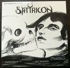 Sampler Rock Tribune #168 Cd  cardboard sleeve Promo VG+/NM 2017 Satyricon