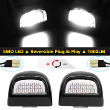 License Plate Light For 1999-2014 GMC Sierra Chevy Silverado 1500-3500HD Tahoe