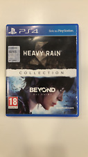 HEAVY RAIN - BEYOND DUE ANIME COLLECTION BUNDLE PS4  PLAYSTATION 4 DUE GIOCHI
