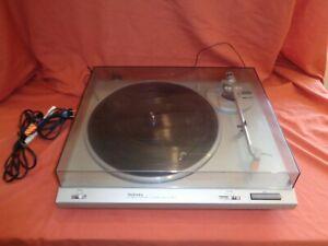 Vintage Technics SL B210 Auto Return Turntable Record Player HiFi Separate