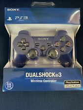 Official Sony Playstation 3 PS3 Dual Shock 3 Wireless Controller!
