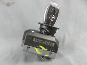 Mercedes Benz C250  Engine Ignition Starter  Switch/Key  2013 A2079057401 OEM