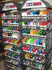 "Tamiya Color Spezial PS = Polycarbonat ""Lexan"" Sprayfarbe / 100ml Dose - Teil 1"