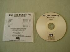 GET THE BLESSING Astronautilus promo CD album