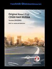 OPEL CD 500 NAVI 2012 2013 Russland ASTRA MERIVA Insignia MY 2009/2010 Russia