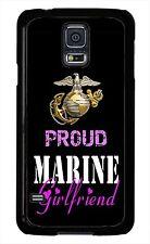 USMC Marine Corps Marines Girlfriend for samsung galaxy S3 S4 S5 Note 2 3 4 case