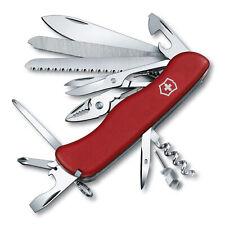 VICTORINOX Workchamp Taschenmesser 21 Funktionen Taschenwerkzeug Metallsäge