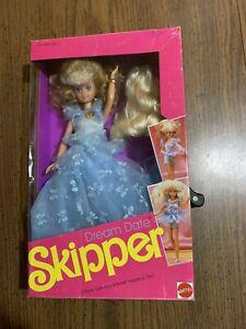 DREAM DATE SKIPPER BARBIE 1990