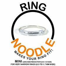 RING NOODLE MINI - Ring Guard, Ring Size Reducer - 6 pack (less size reduction)