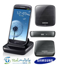 Desktop Dock Samsung EDD-D200BE Original Samsung i9300 Galaxy S3 - Bulk