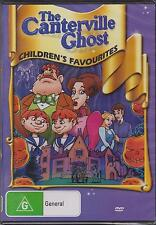 THE CANTERVILLE GHOST - ANIMATION - CHILDREN'S FAVOURITES - DVD - NEW