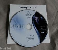 NEW Farscape Season 1 Disc 4 Replacement DVD, 15th Anniversary Edition free ship