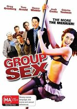 Group Sex (DVD, 2011) 'NEW & SEALED'