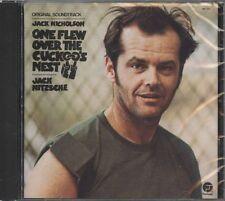 ONE FLEW OVER THE CUCKOOS NEST J Nitzsche CD