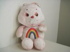 "16"" Vintage Care Bears Plush ~ Cheer Bear Plush Stuffed Animal"